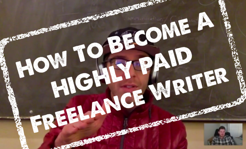 How To Become A Freelance Writer – Interview with Aaron Orendorff