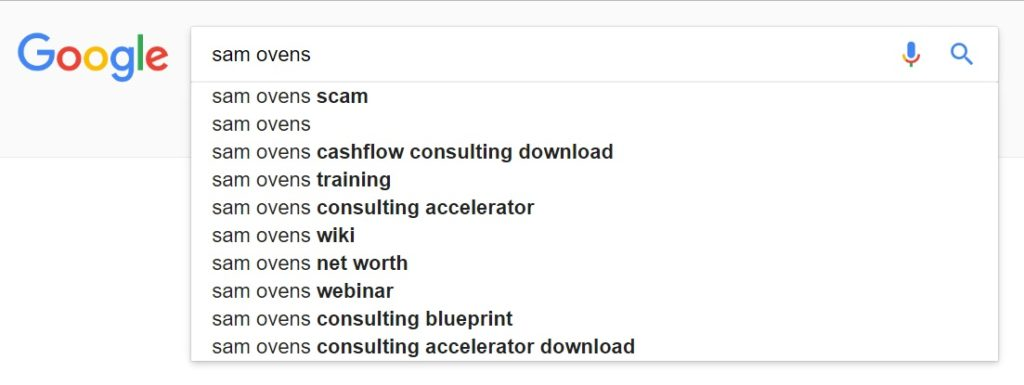 InDepth Review Of Sam Ovens Consulting Accelerator Legit Or Scam