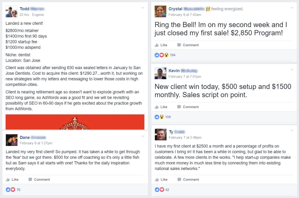 In depth review of sam ovens consulting accelerator read before keep in mind there are currently well over 5000 members in this facebook group so statistically speaking even if the training was shit a decent number malvernweather Images