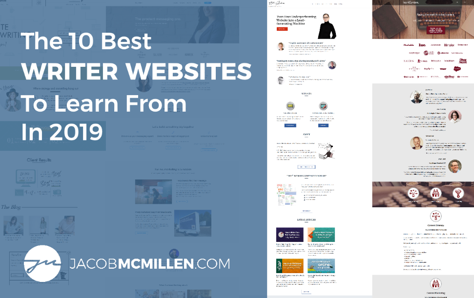 The 10 Best Writer Websites To Learn From In 2019