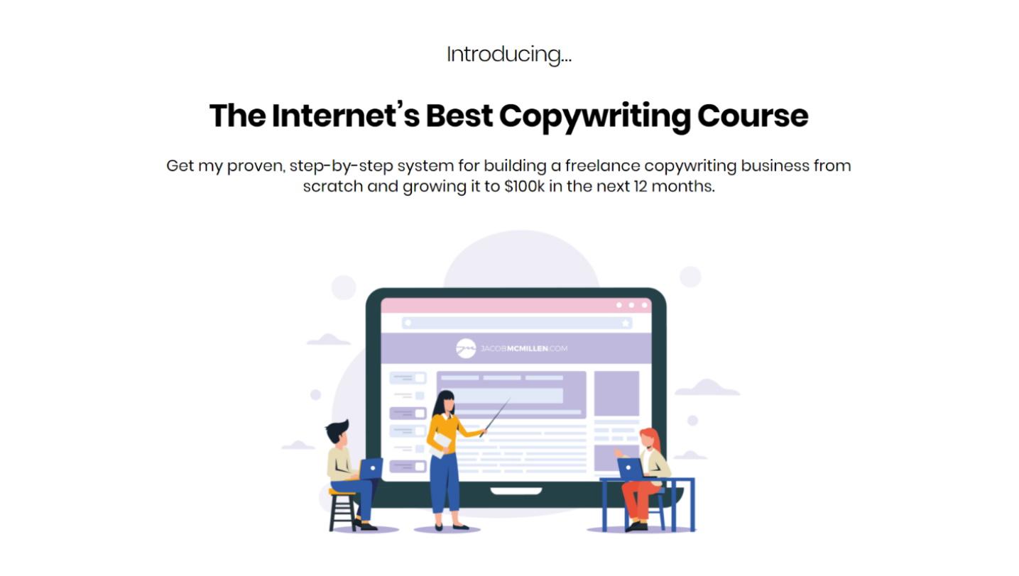 The Internet's Best Copywriting Course