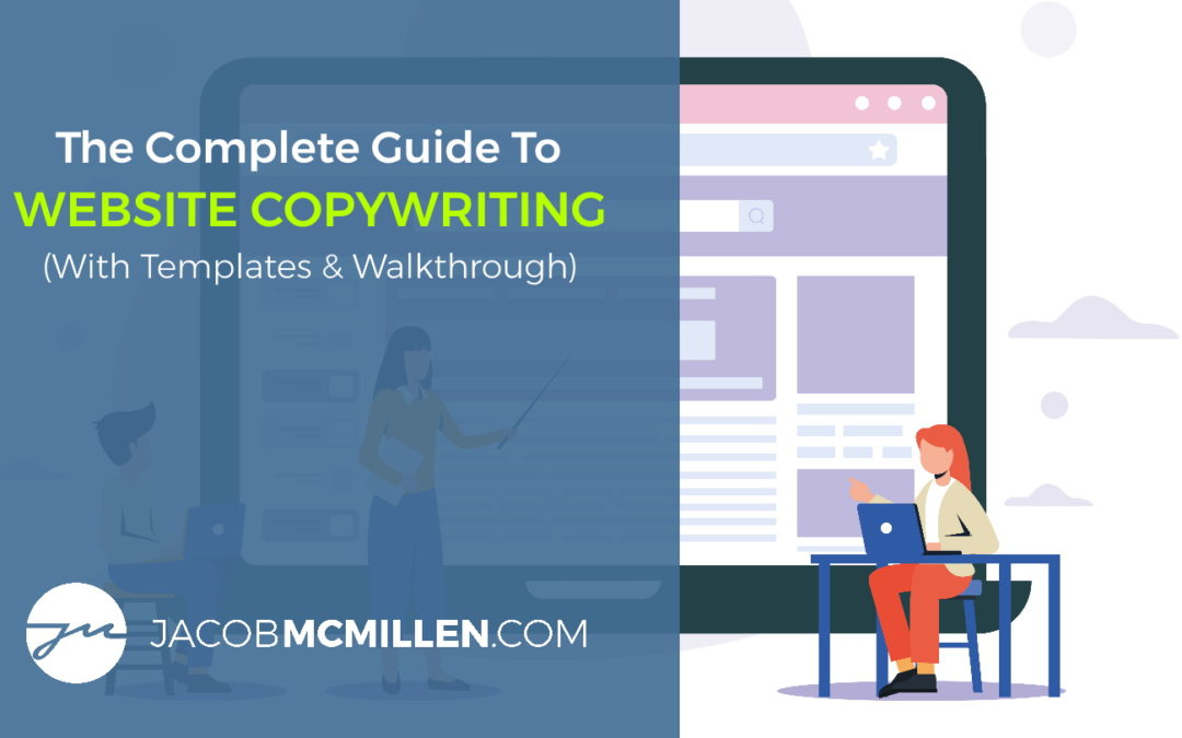The Complete Guide To Website Copywriting (2019 Edition)